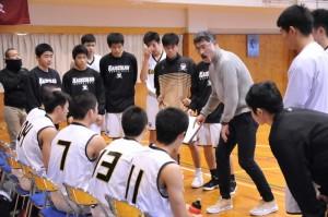 高校男子「新人戦県大会」のお知らせ