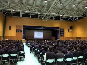 ふじのくにグローバルハイスクール成果発表会を行いました。
