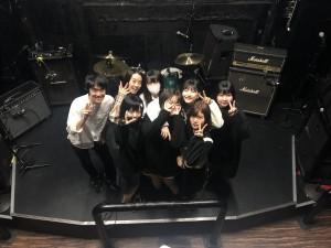軽音学部:卒業式ライブ