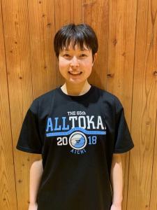 高校女子バスケット! U16日本代表候補に選出
