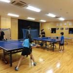 小学生対象 令和元年度 卓球教室 開始
