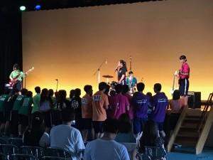 軽音学部:真澄祭の記録
