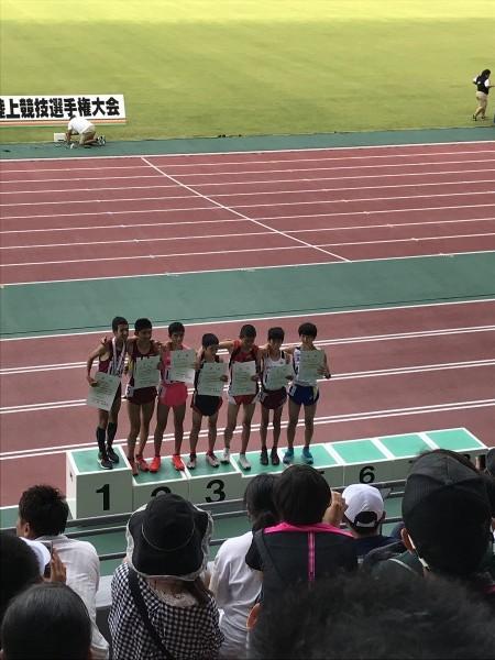 大会 中学 陸上 2019 東海