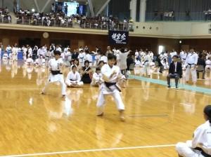 浜松市民スポーツ祭・浜松市空手道選手権大会結果報告