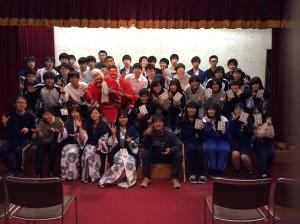 高校2年生研修旅行 九州コース3日目