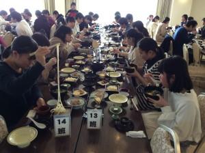 高校2年生研修旅行 九州コース2日目