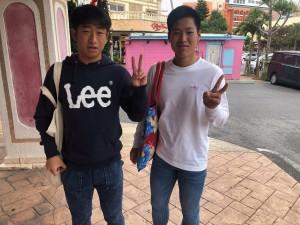 高校2年生研修旅行 沖縄コース3日目