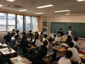 高1・2スーパー文理コース冬期合宿勉強会