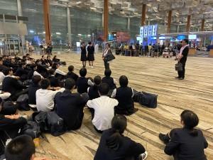 中学3年シンガポール研修旅行4日目 ・5日目