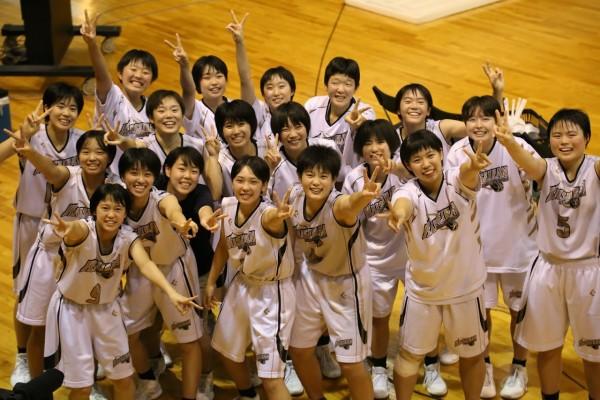 高校女子バスケット! 「ウインターカップ県予選」の結果