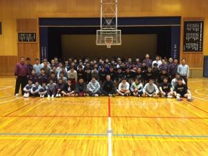 高校男子バスケット「静岡県高等学校新人大会バスケットボール競技西部地区予選」結果