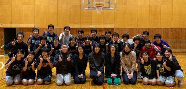 中学女子バスケット! 「U14県新人・U15県リーグ」の結果