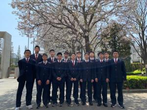 高校男子バスケットボール部 9期生入学しました!