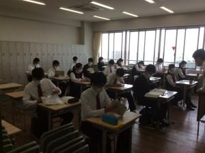 シリーズ:休校中のKAISEIKAN vol.6 分散登校