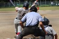 令和2年度 浜松地区中学校夏季総合体育大会野球競技の部 結果報告