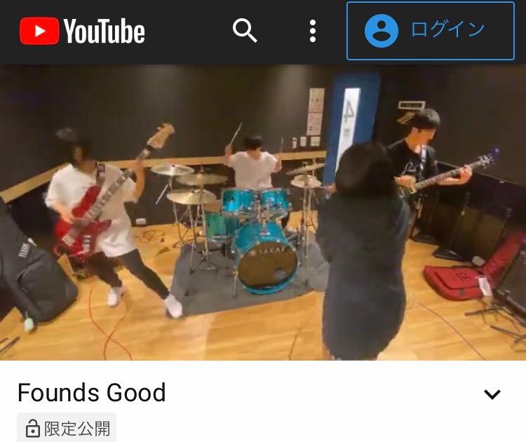 軽音楽部:スタジオ撮影・YouTube配信