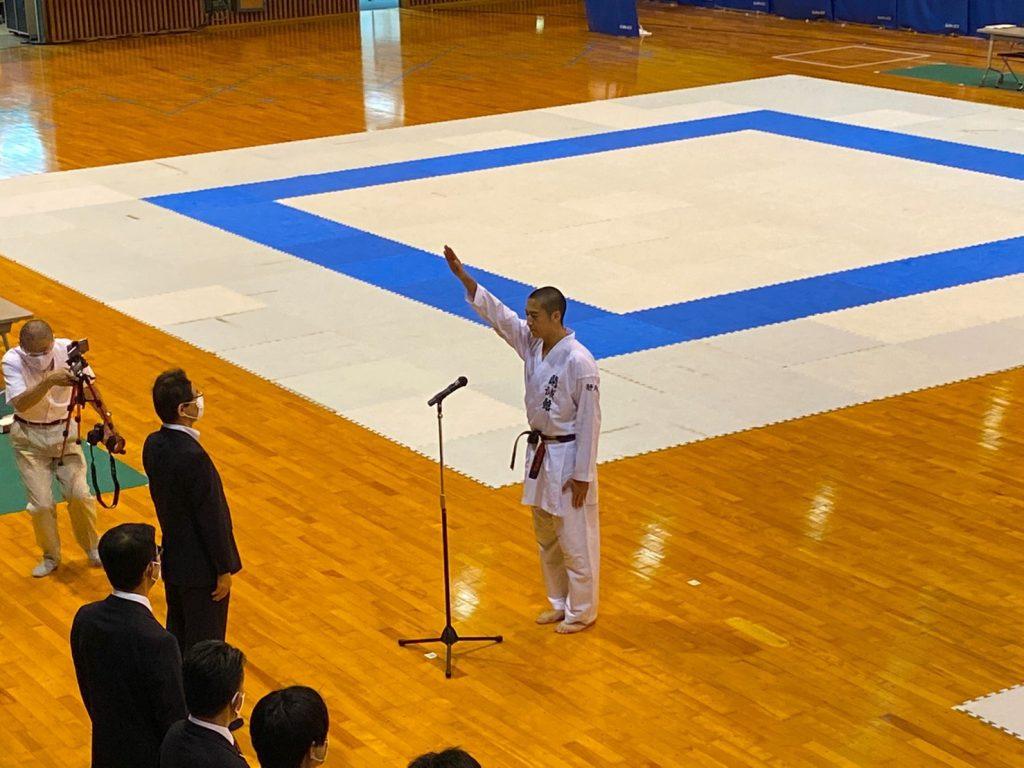 空手道部:令和2年度 静岡県高等学校新人大会