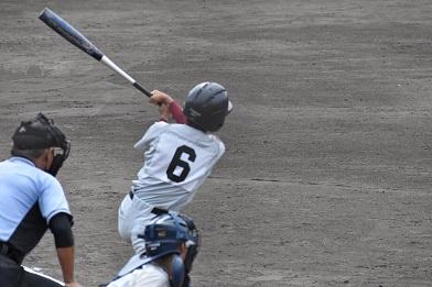 令和2年度浜松地区中学校新人総合体育大会野球競技の部 結果報告