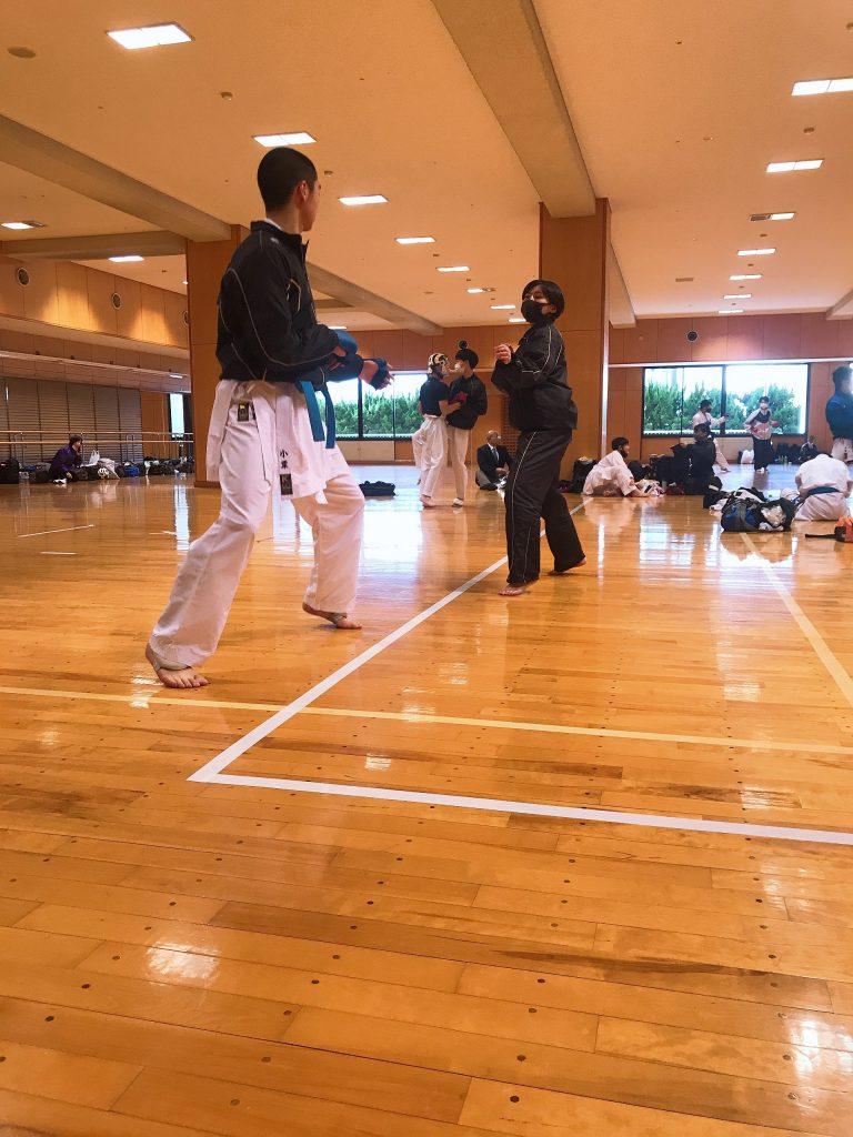 【空手道部】第42回東海高等学校空手道選手権大会