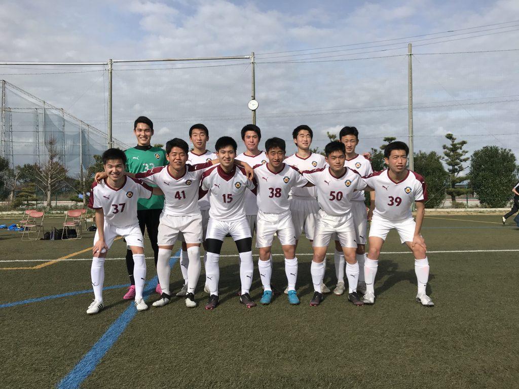 浜松開誠館フットボールクラブ14期生を送る会