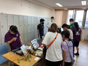 【SDGs部】真澄祭フェアトレードショップ&アップサイクル体験