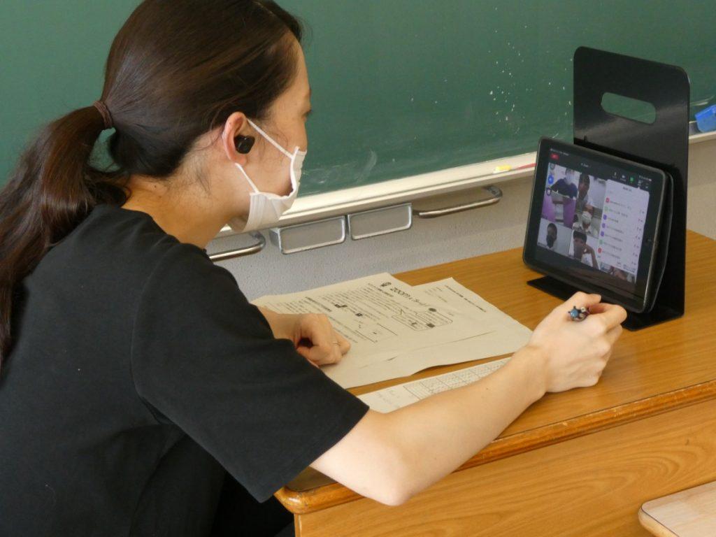 ICTの取り組み~オンライン授業への備え~