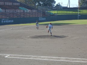 【中学野球部】令和3年度浜松地区中学校新人総合体育大会野球競技の部 結果報告